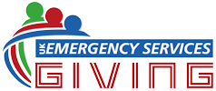 UK Emergency Services Giving Logo